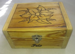 seaxe crafts wooden box
