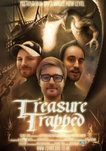 Treasure Trapped: A new documentary about LARP